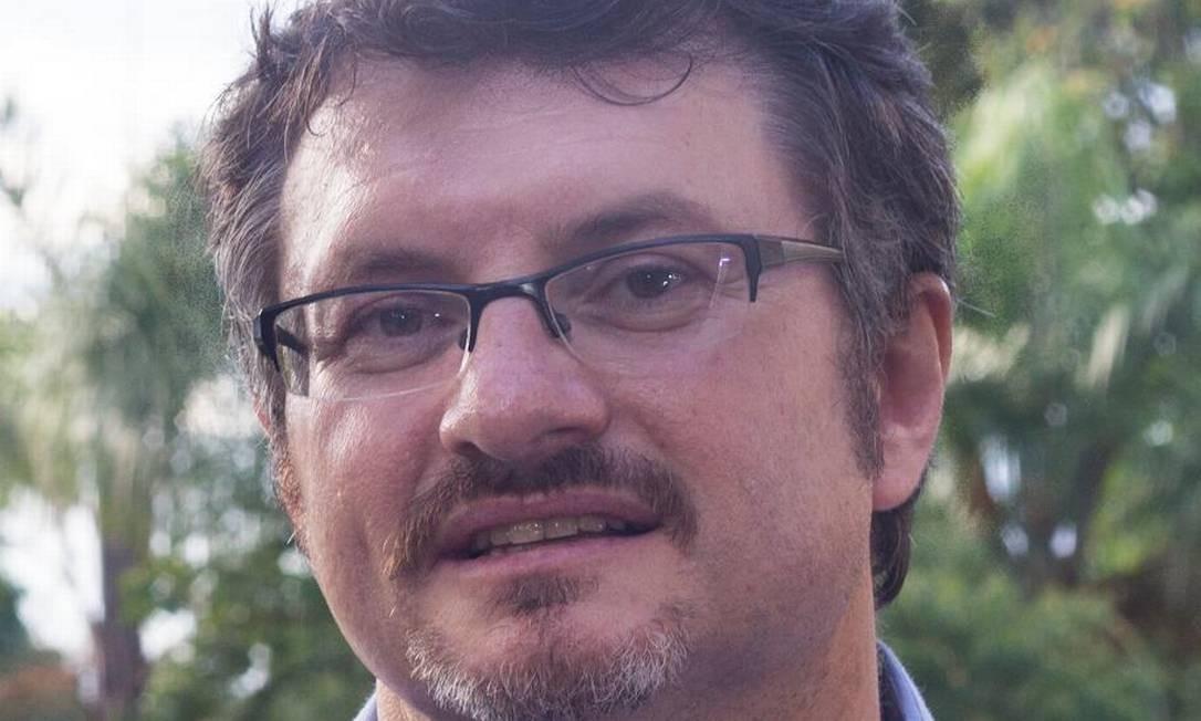 Remi Castioni, professor da UNB Foto: Arquivo Pessoal