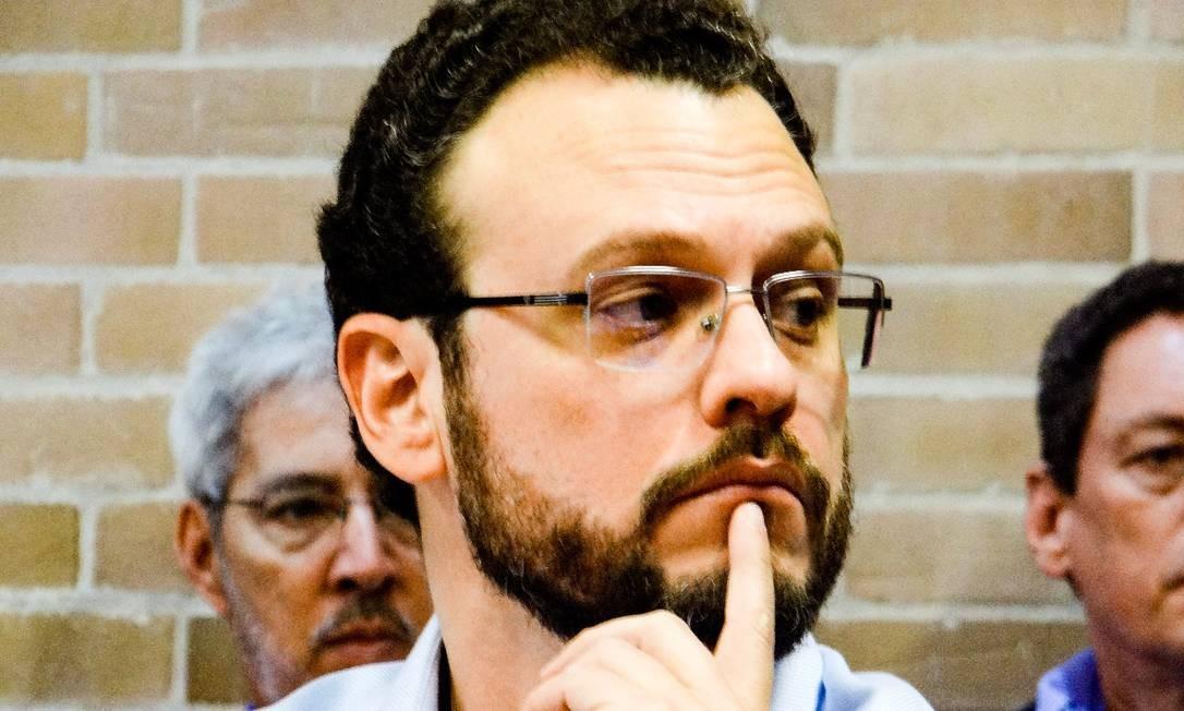 Salomão Ximenes, professor da UFABC Foto: Arquivo Pessoal